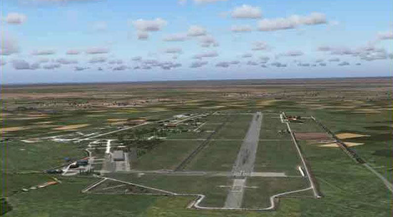 Aeroporto Udine : Rivolto airport udine giafra srl